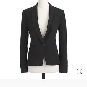 J Crew Shawl collar blazer